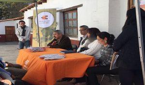 Inauguramos aula Calimaya de Hogares Unión