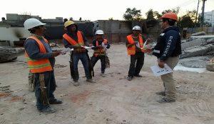 Presentamos curso del Uso del Extintor en San Isidro