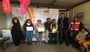 Entregamos certificados y reconocimientos en Villas Tonanitla