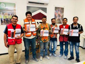 BLOG / Construyendo un mejor futuro para los trabajadores de la construcción
