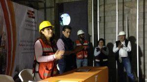 GAP y Construyendo y Creciendo inauguran aula en City Towers