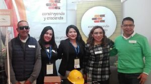 Construyendo y Creciendo presentes en el 5to Congreso CAM SAM