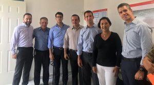Nueva aula en Monterrey gracias a Construyendo y Creciendo, VIDUSA e INEA