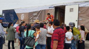 Construyendo y Creciendo instala su primer aula en Palenque, Chiapas